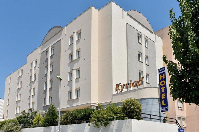 Kyriad Saint-Etienne Centre
