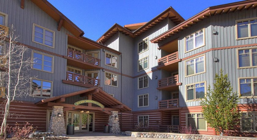 Tucker Mountain at Center Village by Copper Mountain Lodging Copper Mountain