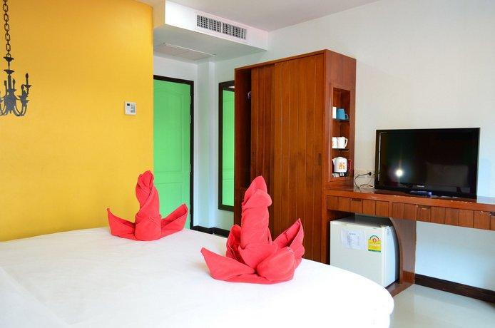 Phuket Guest Friendly Hotels - Centro Hotel Sansabai