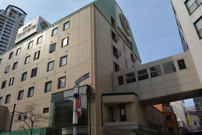 Continental Hotel Fuchu