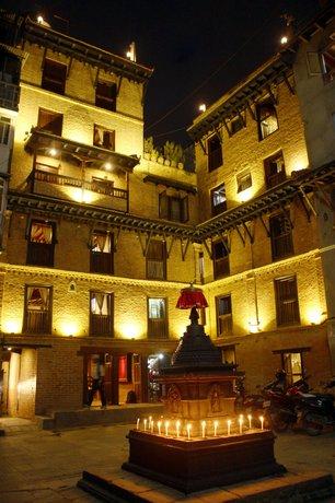 Temple House Patan