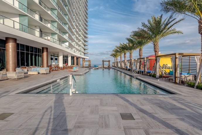 Upscale Beach Resort Apartments