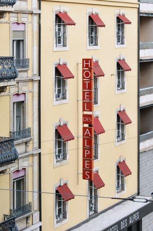 Hotel des Alpes Geneva