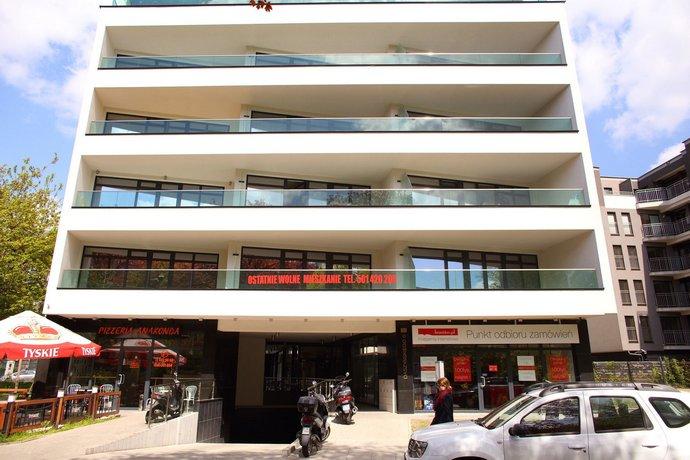 Kazimierz Friendhouse Apartments