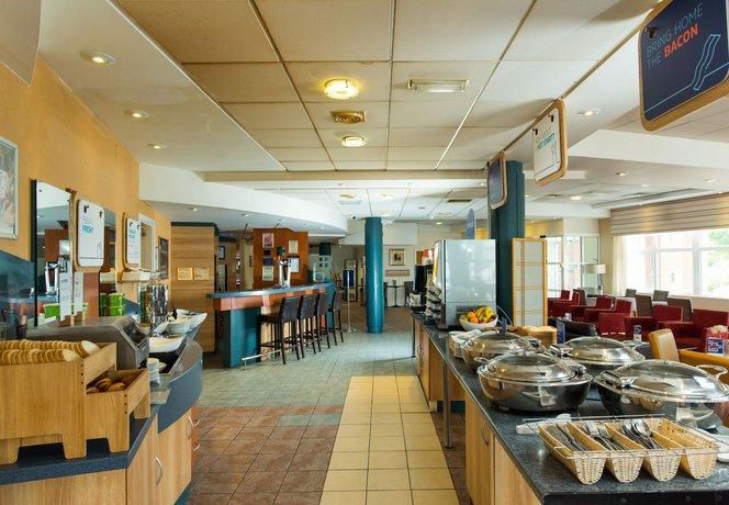 Holiday Inn Express Burton On Trent  Branston