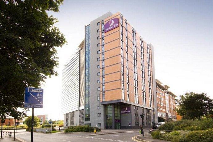 Premier Inn Sheffield City Centre St Mary s Gate