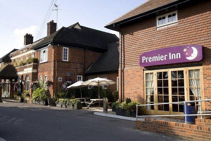 Premier Inn Colchester Town Centre