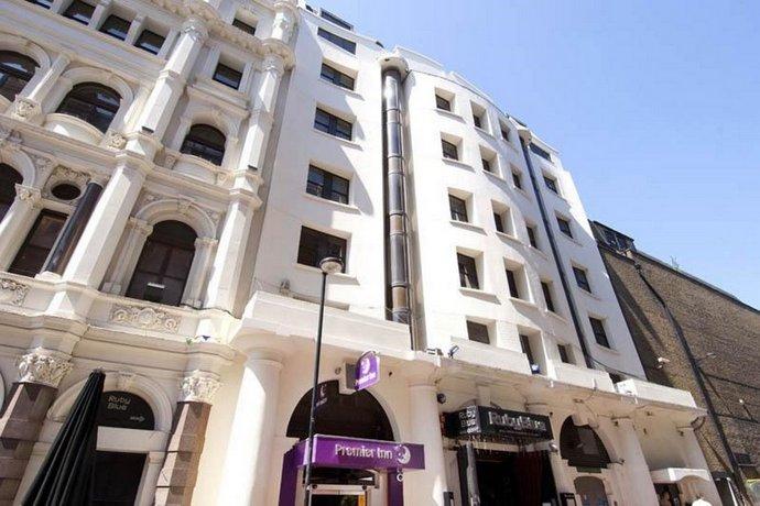 Premier Inn London Leicester Square