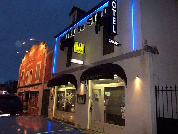 Hotel Restaurant Du Stade