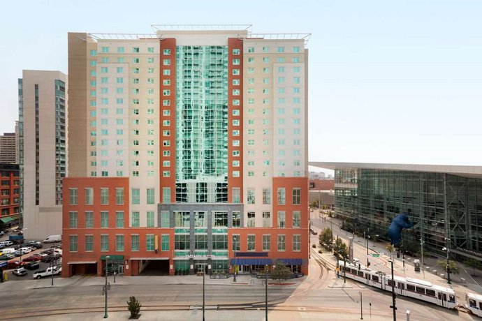 Embassy Suites Denver-Downtown/Convention Center