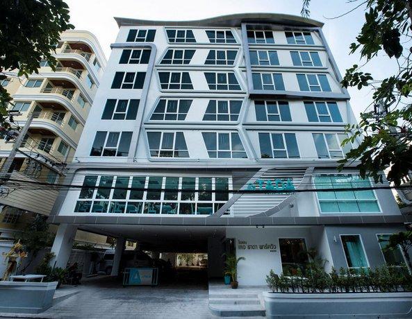 Le Tada Parkview Hotel Bangkok Die Gunstigsten Angebote