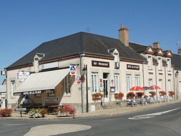 Hotel de la Place Saint-Benoit-sur-Loire