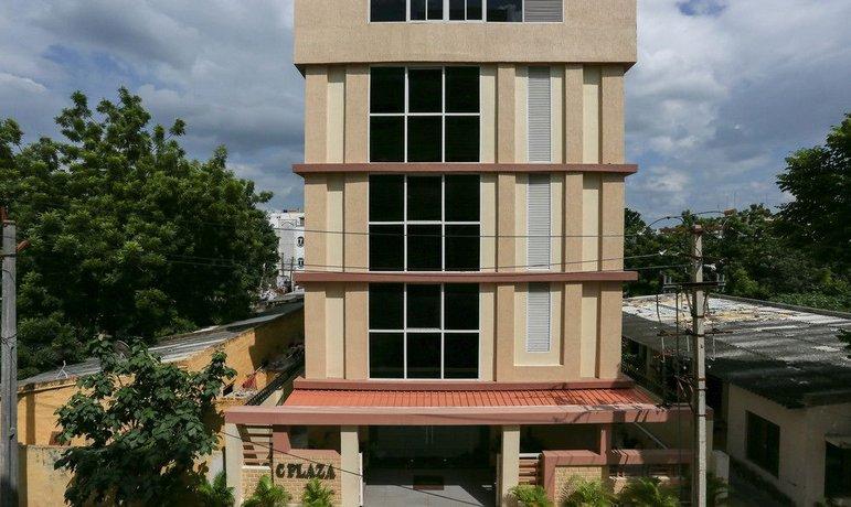 Treebo C Plaza