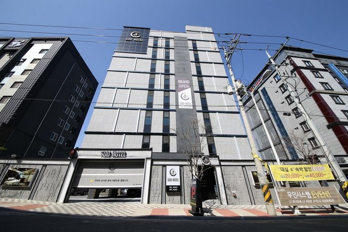 Soo Hotel Busan