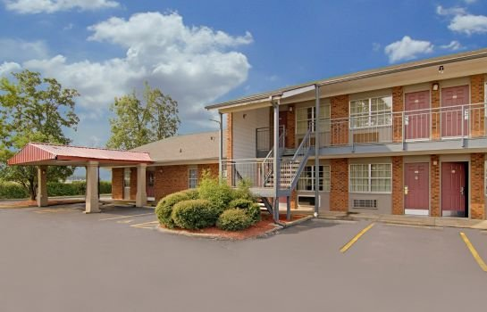 Americas Best Value Inn Jonesboro