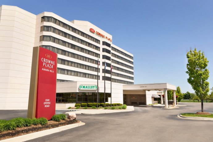 Crowne Plaza Hotels & Resorts Auburn Hills