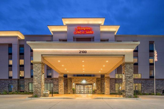 Hampton Inn and Suites Ames IA