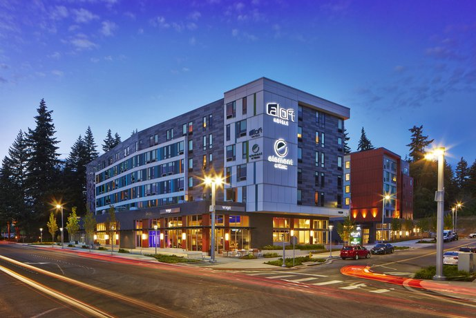 Aloft Seattle Redmond