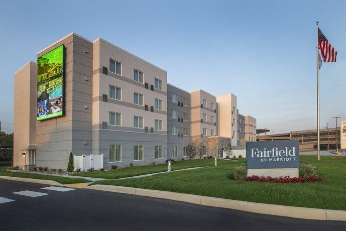 Fairfield Inn & Suites by Marriott Harrisburg International Airport