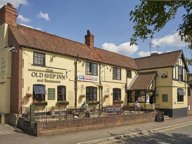 The Old Ship Inn Lowdham