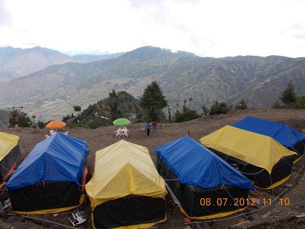 Camp Calista Tents