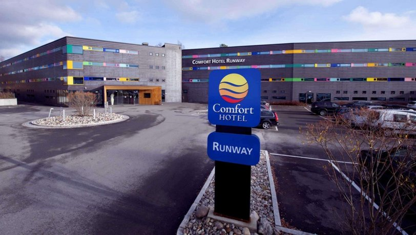 Comfort Hotel RunWay Gardermoen