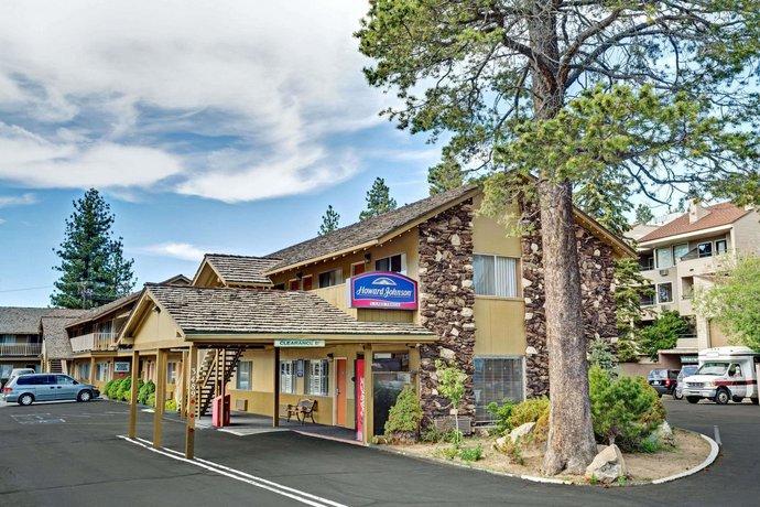 Elevation South Lake Tahoe California