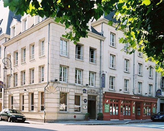 BEST WESTERN Hôtel Les Beaux Arts