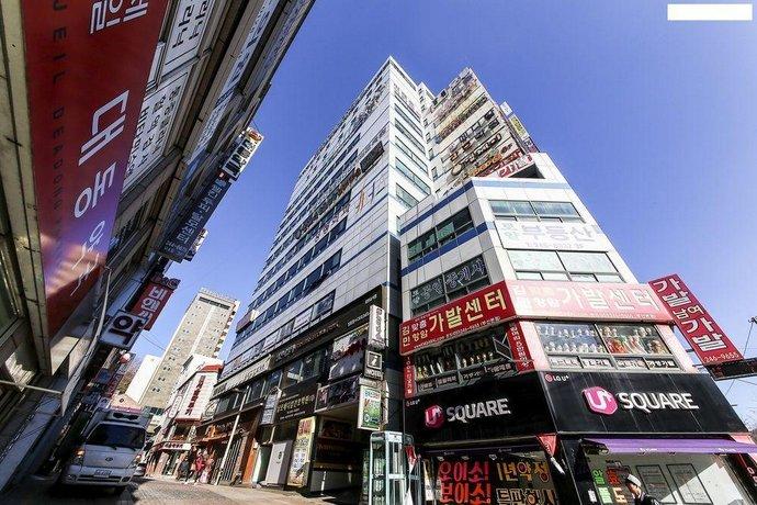 I Hotel Busan