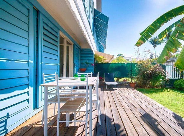 Appartement Escale Bleu