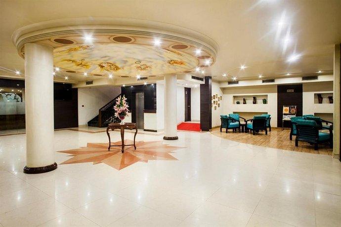 Hotel Milan Palace Allahabad