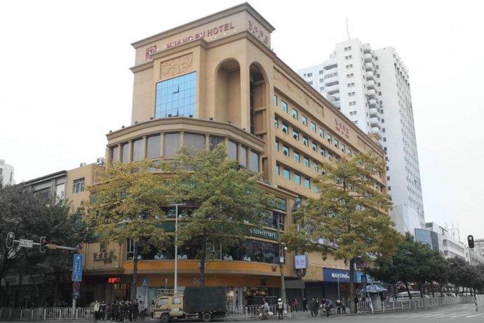 Yingshang Hotel Huangpu Dashadi