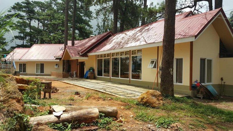 Log Cabin at Wright Park