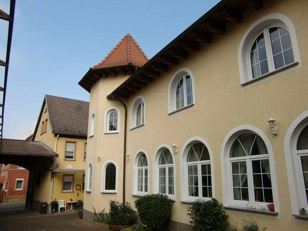 Hotel Schlosshof Gau-Odernheim