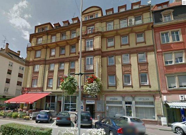 Amadeus Hotel Sarreguemines