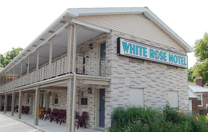 White Rose Motel Hershey