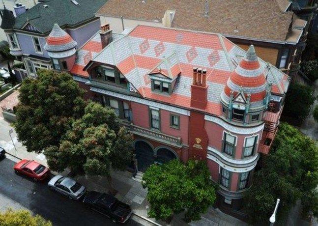 Chateau Tivoli Inn San Francisco