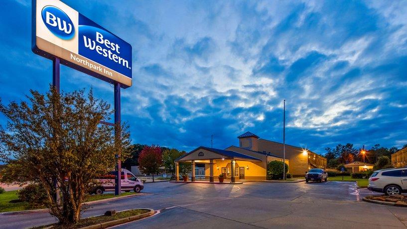 Best Western Northpark Inn Nacogdoches