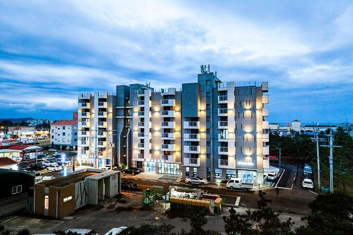 Jeju Moseulpo Hotel