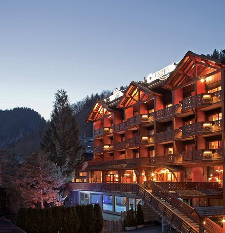 Hotel Carlina La Clusaz