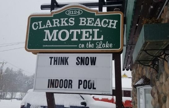 Clark's Beach Motel
