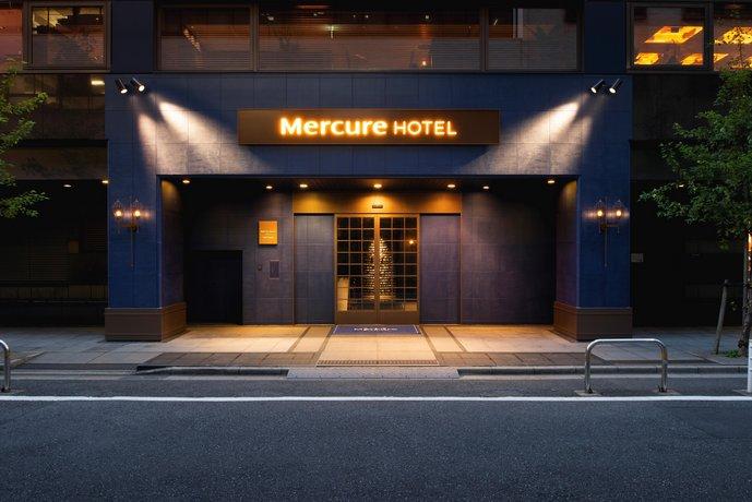 Mercure Hotel Ginza Tokyo Tokyo