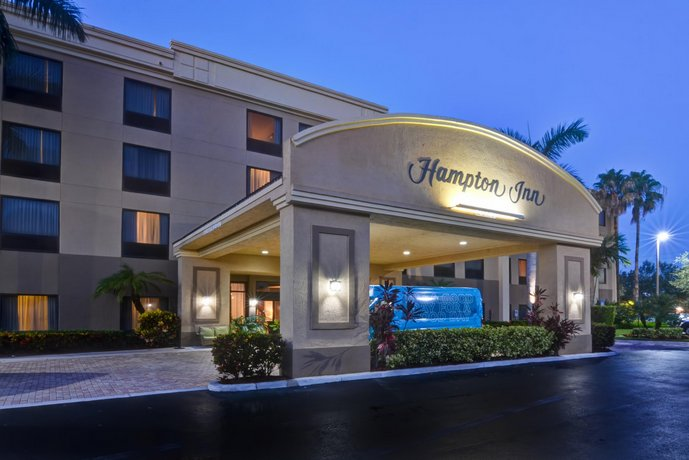 Hampton Inn West Palm Beach-Florida Turnpike