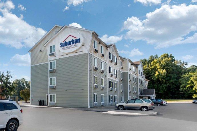 Suburban Extended Stay Hotel Huntsville University Area