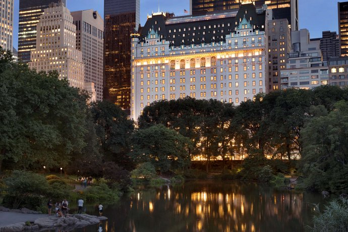 The Plaza New York City
