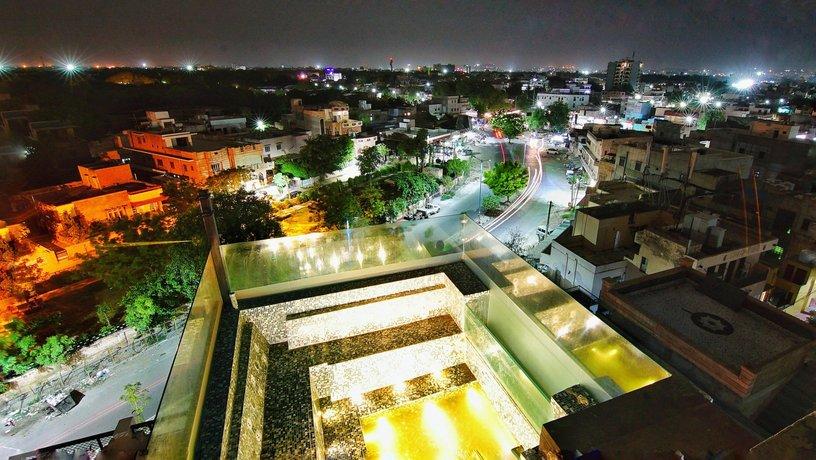 THC Hostel Jodhpur