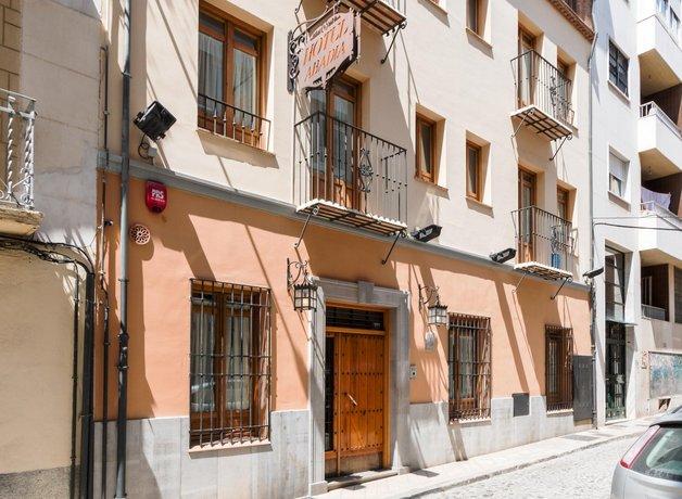 Abadia Hotel Granada Centro