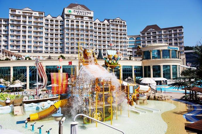 Cheonan Daemyung Resort