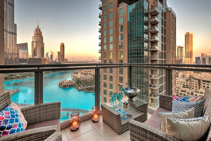 Dream Inn Dubai Apartments - Burj Residences