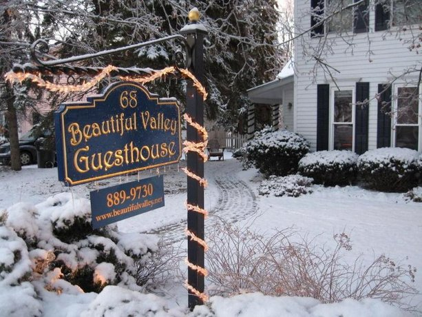Beautiful Valley Guesthouse Scottsville New York